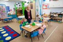 Andrew's Classroom