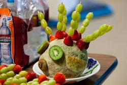 Fruity Pufferfish