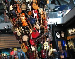 Guitars in the EMP