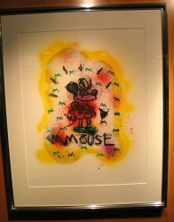 """Mouse Surrounded by Strong Colors"" by Lasse Aaberg"
