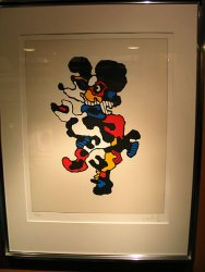 """Pop-Art Mouse"" by Lasse Aaberg"