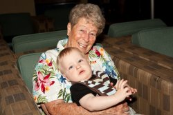 Will and Great-Grandma Joan
