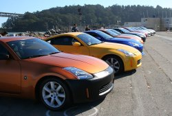 3rd Annual Treasure Island Z Meet