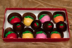 Bekki's chocolates