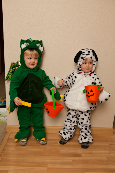 Will the dragon and Andy the dalmatian 2