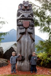 Tongues in Ketchikan