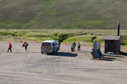 "The first ""rest stop"" on the Dalton Highway. TONS of mosquitoes."