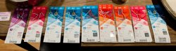 Most of our Olympic tickets