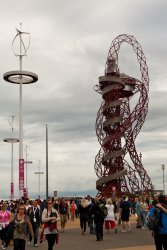 The Orbit at Olympic Park