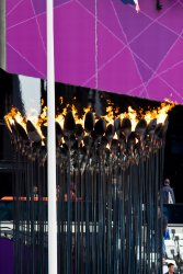 The Olympic Flame 1